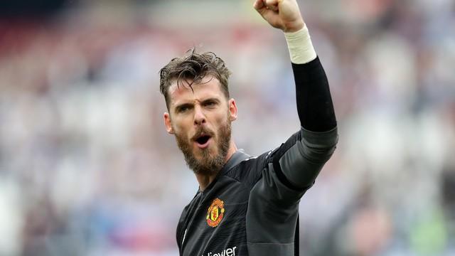 De Gea garantiu vitória do United com defesa de pênalti