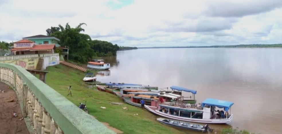 Maior parte dos casos confirmados de malária são em Araguatins (Foto: Reprodução/TV Anhanguera)
