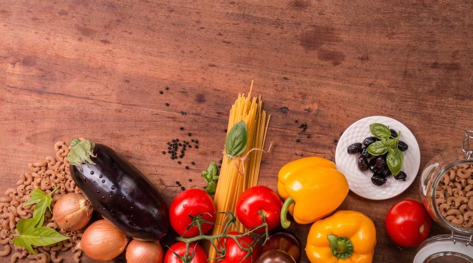 alimentos, comida, mesa (Foto: Reprodução/Pexels)