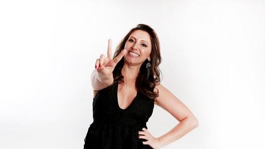 Lilian, do 'The Voice Brasil', confessa: 'Não vi que Brown e Lulu tinham virado a cadeira'
