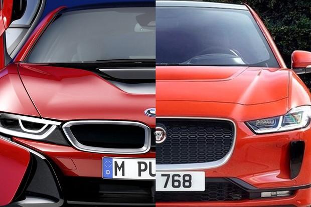 Parceria BMW-Jaguar (Foto: Divulgação)