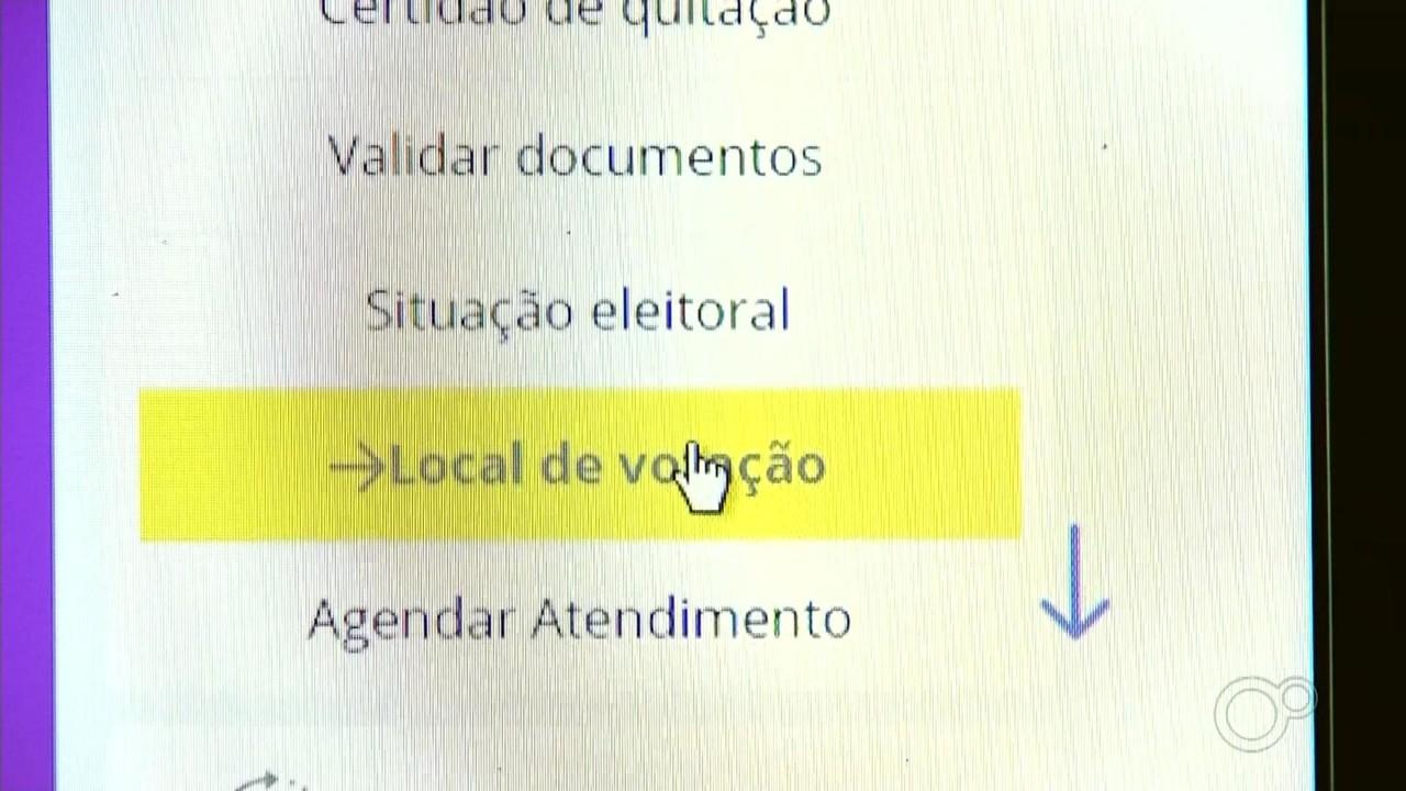 Seções com poucos eleitores são centralizadas em apenas uma só no noroeste paulista