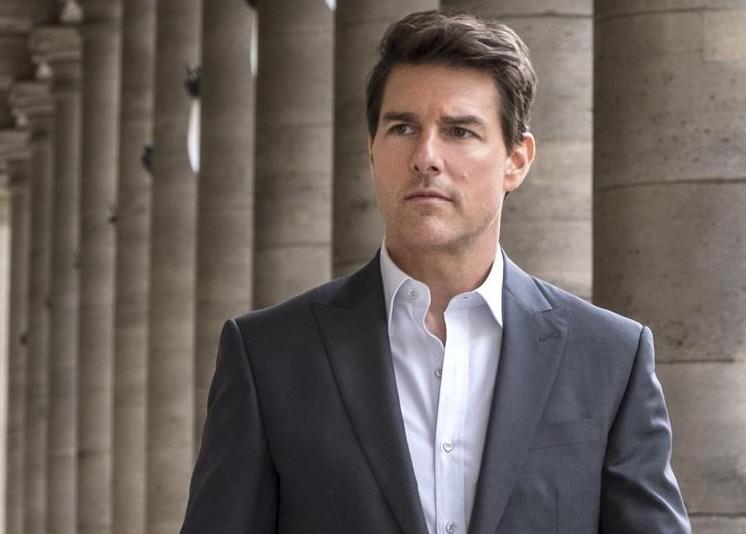 O ator Tom Cruise em cena da franquia Missão: Impossível (Foto: Reprodução)