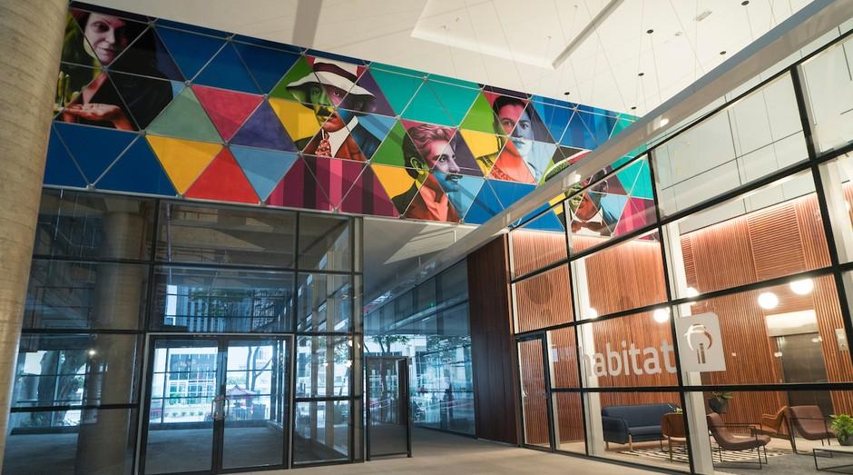 Inovabra Habitat, coworking do Bradesco  (Foto: Divulgação)