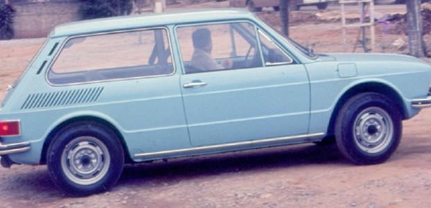 Volkswagen Brasília (Foto: Volkswagen)