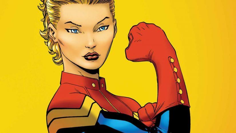 Considerada uma das personagens mais poderosas da Marvel, heroína já se aventurou com os Vingadores e os X-Men (Foto: David Lopez/Marvel)