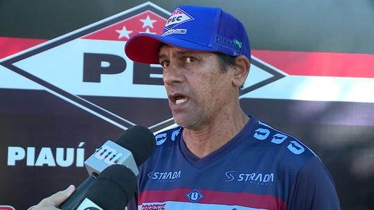 Em turbulência após demissão de Maradona, Piauí anuncia Giva Albuquerque como novo técnico