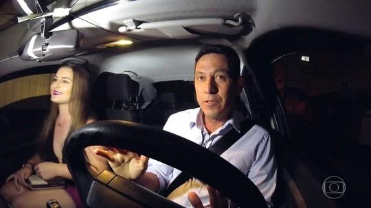 Pais de vítimas da tragédia trabalham como motoristas para alertar jovens