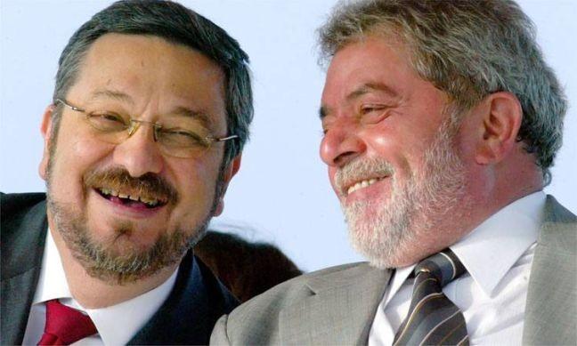 Antonio Paolocci de Lula (Foto: Jamil Bittar / AFP)