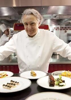 Chef Allain Ducasse (Foto: Getty Images/ Reprodução)