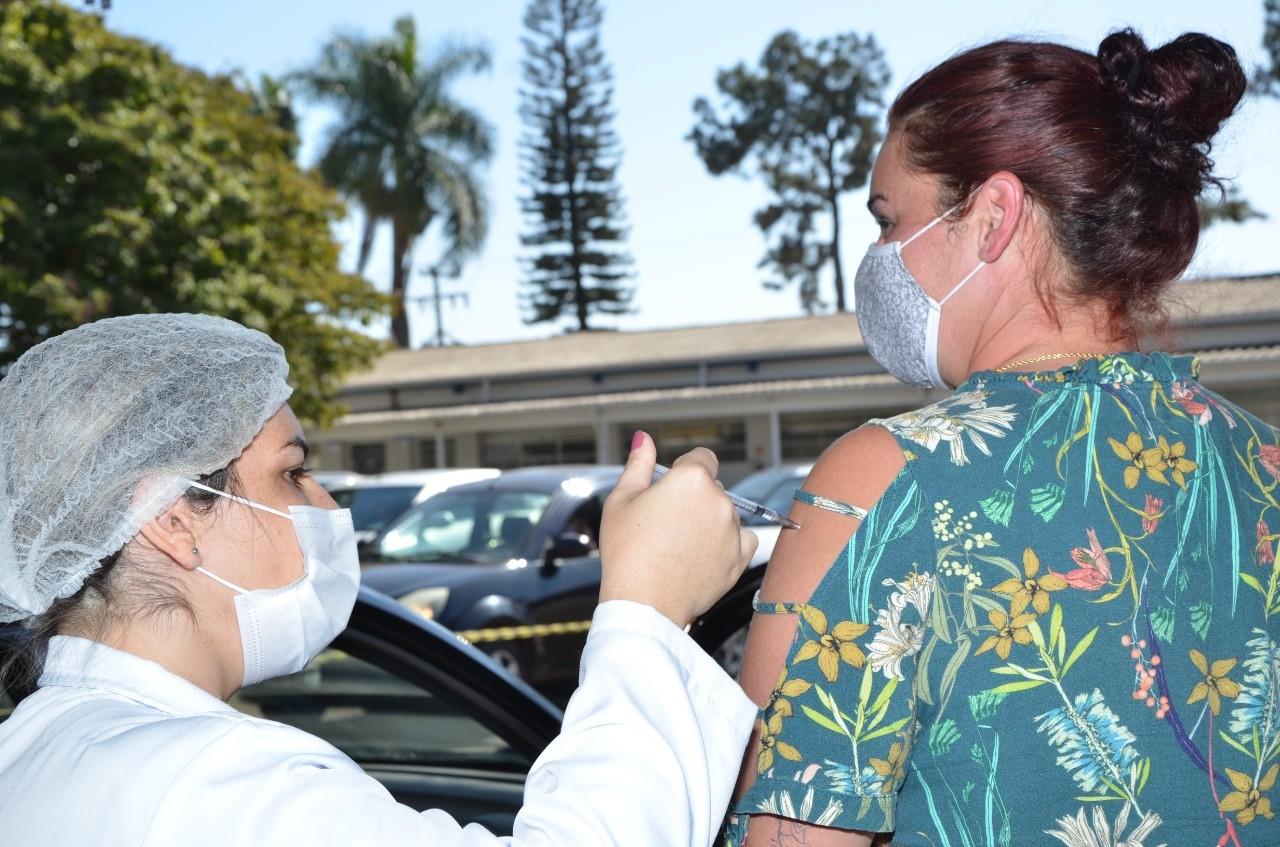 São Carlos tem 1.256 atrasados da 2ª dose da vacina contra a Covid
