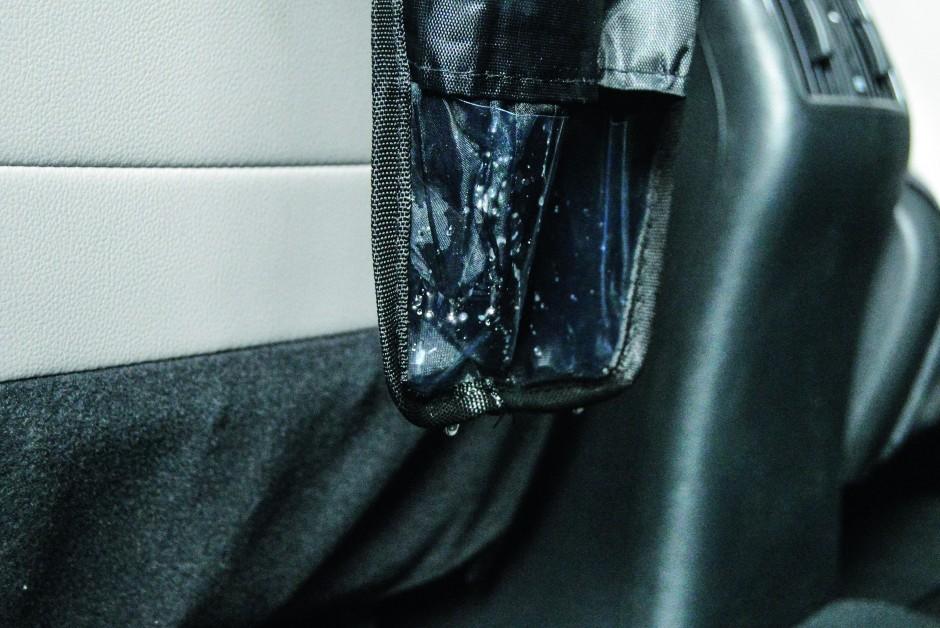 Porta guarda-chuva detalhe (Foto: André Schaun)