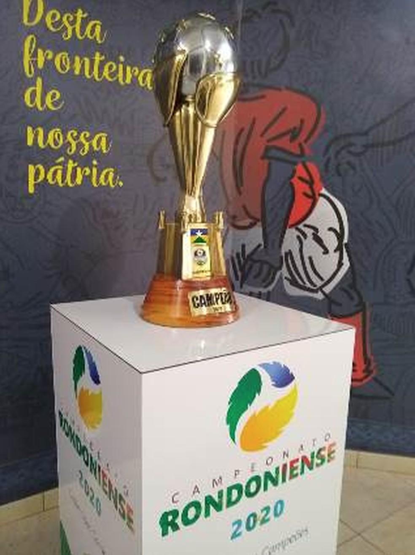 Taça de Campeão Rondoniense 2020 (Foto: Divulgação )