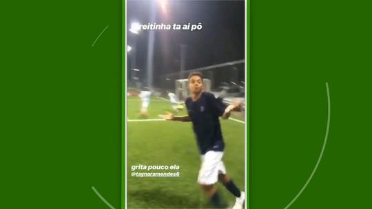 Do Planalto Central para a Toca: como filho de Ronaldinho foi parar no Cruzeiro