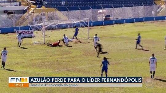 """Técnico do Osvaldo Cruz prega tranquilidade e quer """"evitar pilha"""" na 1ª das """"3 finais"""" na Segundona"""