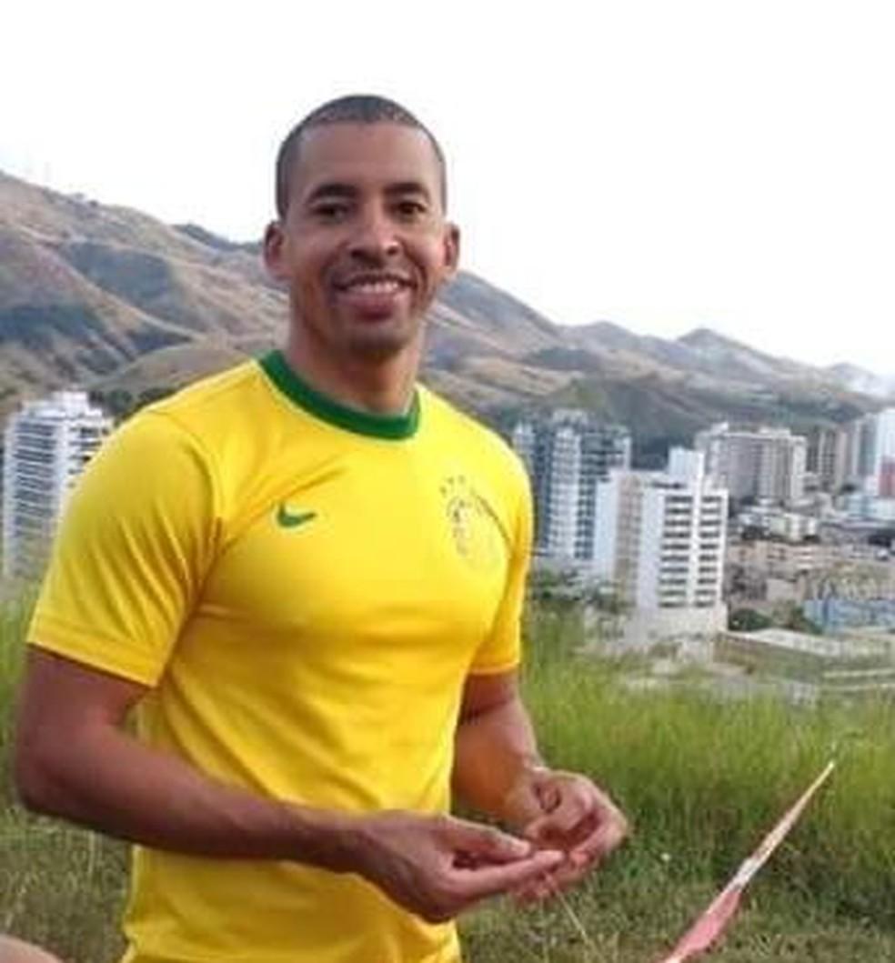 Daniel de Souza, 36 anos, desaparecido desde o último dia 14 de outubro, em Três Rios — Foto: Reprodução/Redes Sociais