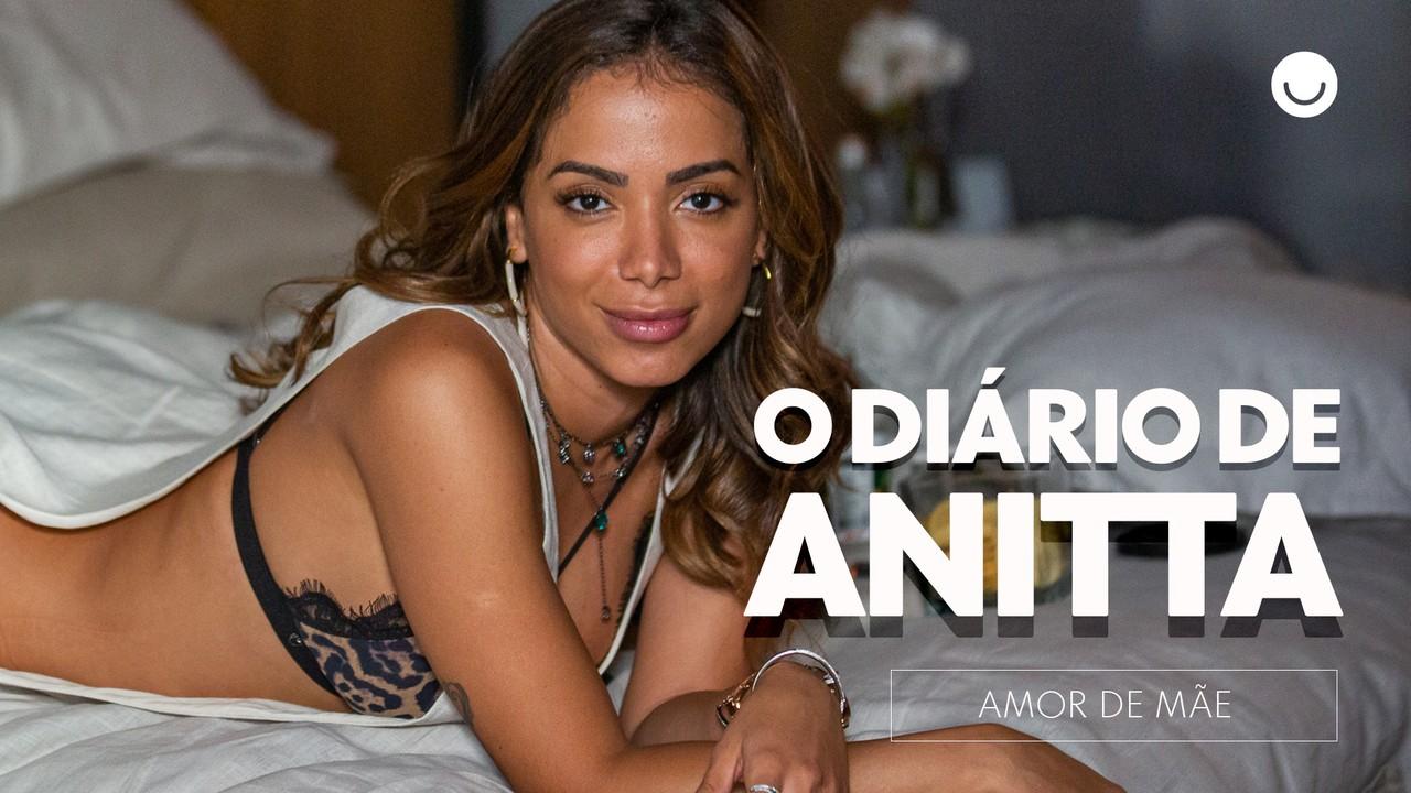 O diário de gravação de Anitta: Confira o bastidor da participação da cantora na novela