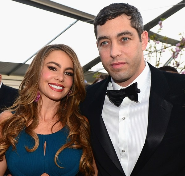 Sofía Vergara e Nick Loeb (Foto: Getty Images)