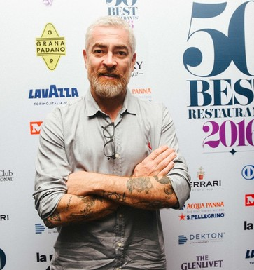Alex Atala (Foto: Divulgação/The World's Best 50 Restaurants)