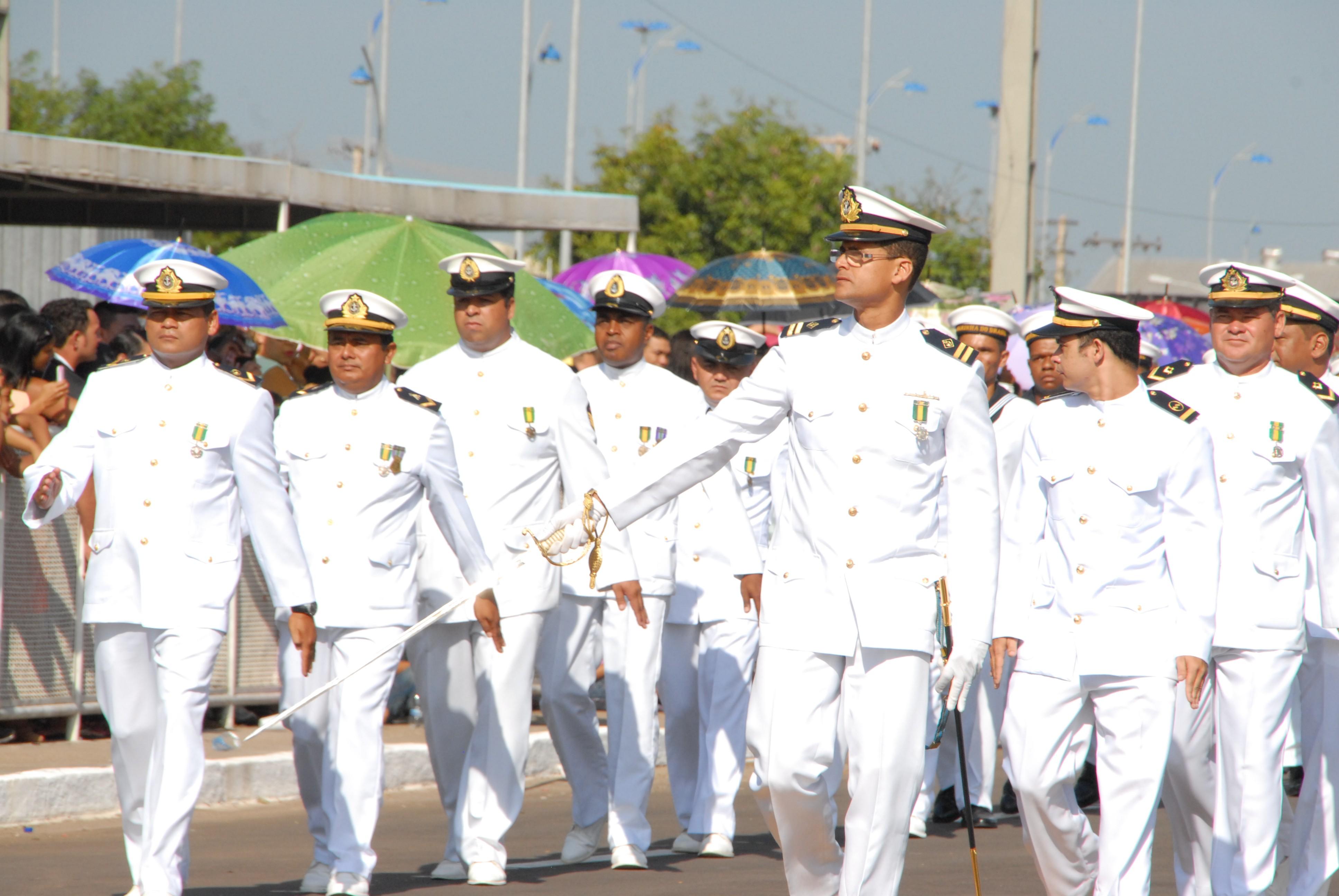 Prova para praças da armada da Marinha terá polo no AP; salário chega a R$ 5,3 mil