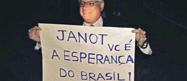 Rodrigo Janot, Procurador-geral da República (Foto: O Globo)