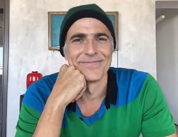 """Reynaldo Gianecchini: """"Estar em contato com a morte foi um ...  Reynaldo Gianecchini Depois Do Cancer"""