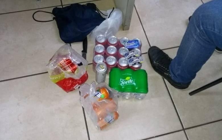 Dois homens são presos por furto de cervejas, refrigerantes e chicletes em  trailer de Araras - Noticias