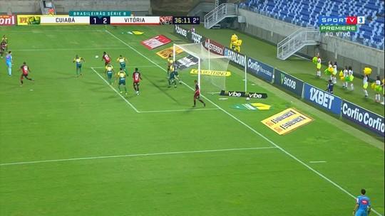 Mercado do CRB: saiba como foi a passagem do goleiro Victor Souza pelo Cuiabá
