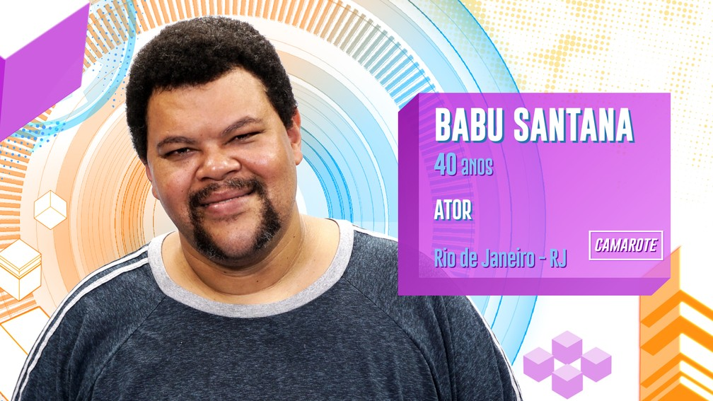 Babu Santana é participante do BBB20; conheça! | BBB20 | Gshow