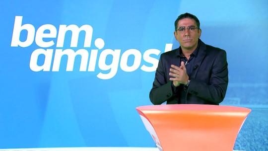 """""""Soy Loco por Copa América"""": Adnet imita Galvão Bueno e interage com Arnaldo Cezar Coelho"""