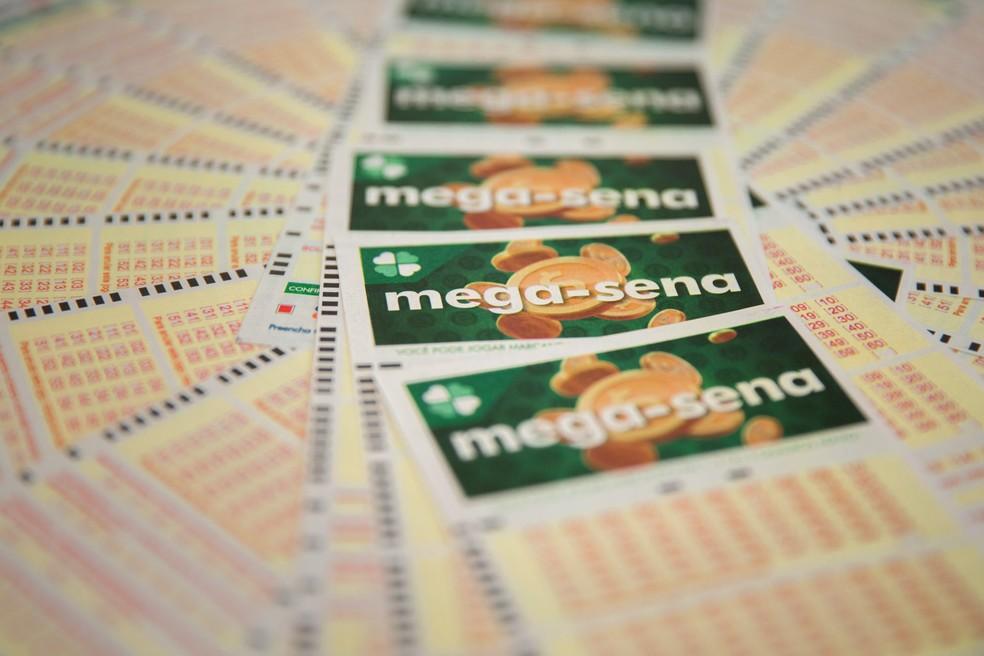 Mega-Sena: concurso 2.091 ocorreu nesta quinta (25) — Foto: Marcelo Brandt/G1