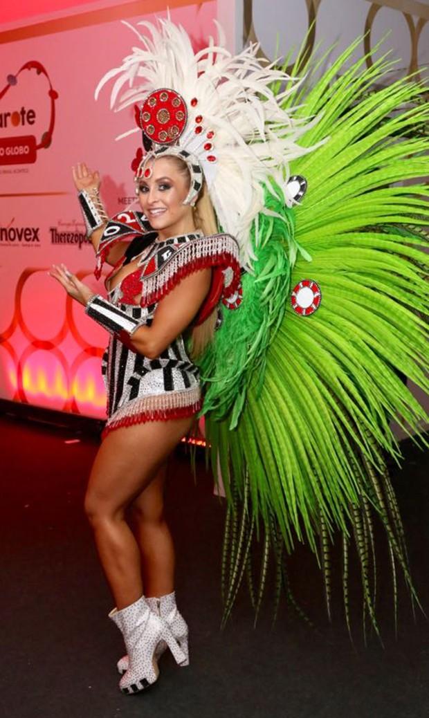 Carla Diaz (Foto: Daniel Janssens/ QUEM)