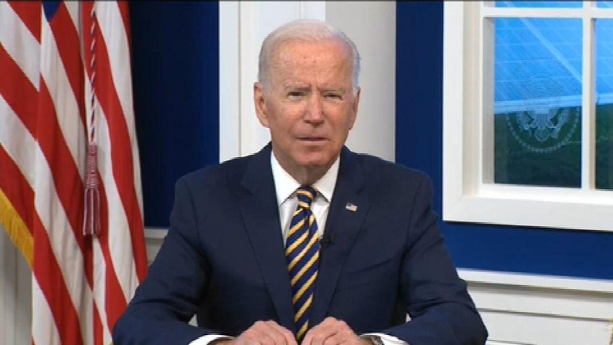 Joe Biden reúne líderes para debater mudança climática e redução de emissão de gases poluentes thumbnail