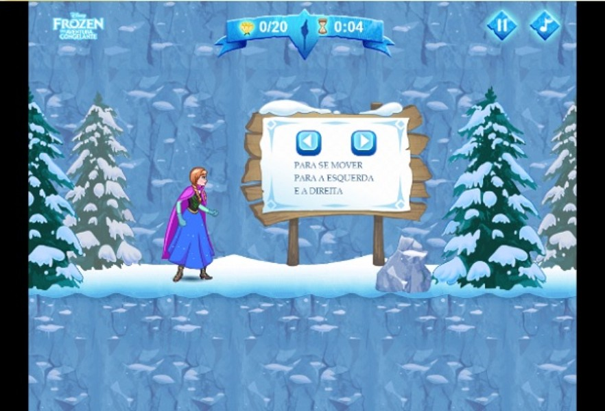 Frozen: Uma aventura congelante | Jogos | Download | TechTudo