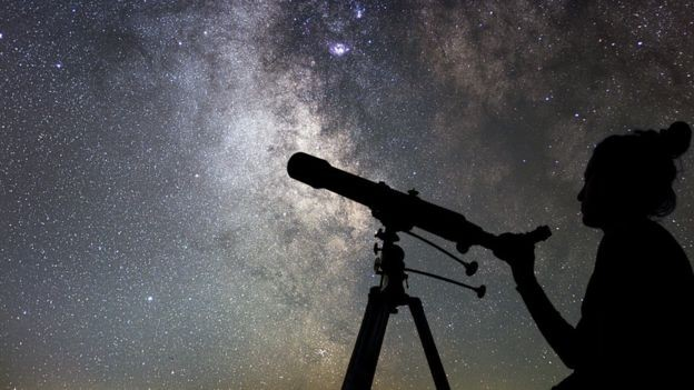 Descoberta pode ser útil para as observações dos astrônomos (Foto: Getty Images via BBC News Brasil)
