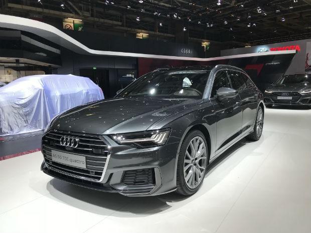 Audi A6 2019 (Foto: Michelle Ferreira/Autoesporte)