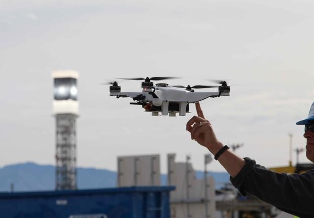 Drones (Foto: Divulgação/ Skycatch)
