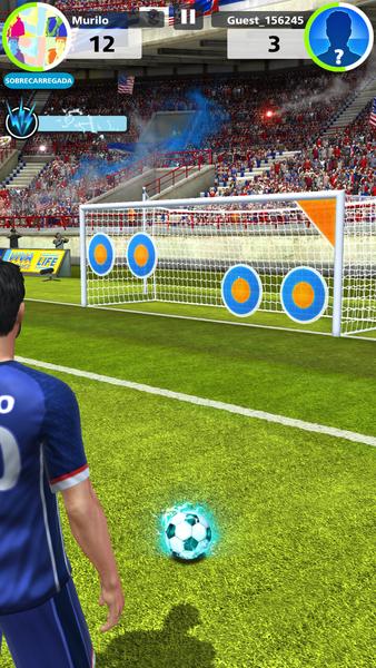 Jogos de dois futebol