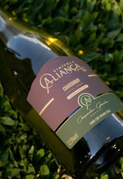O Vinho Aliança Chardonnay 2020: eleito o melhor do Brasil no Citadelles Du Vin 2021