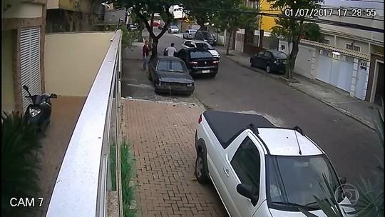 Homem é assaltado e agredido por bandidos em Vista Alegre