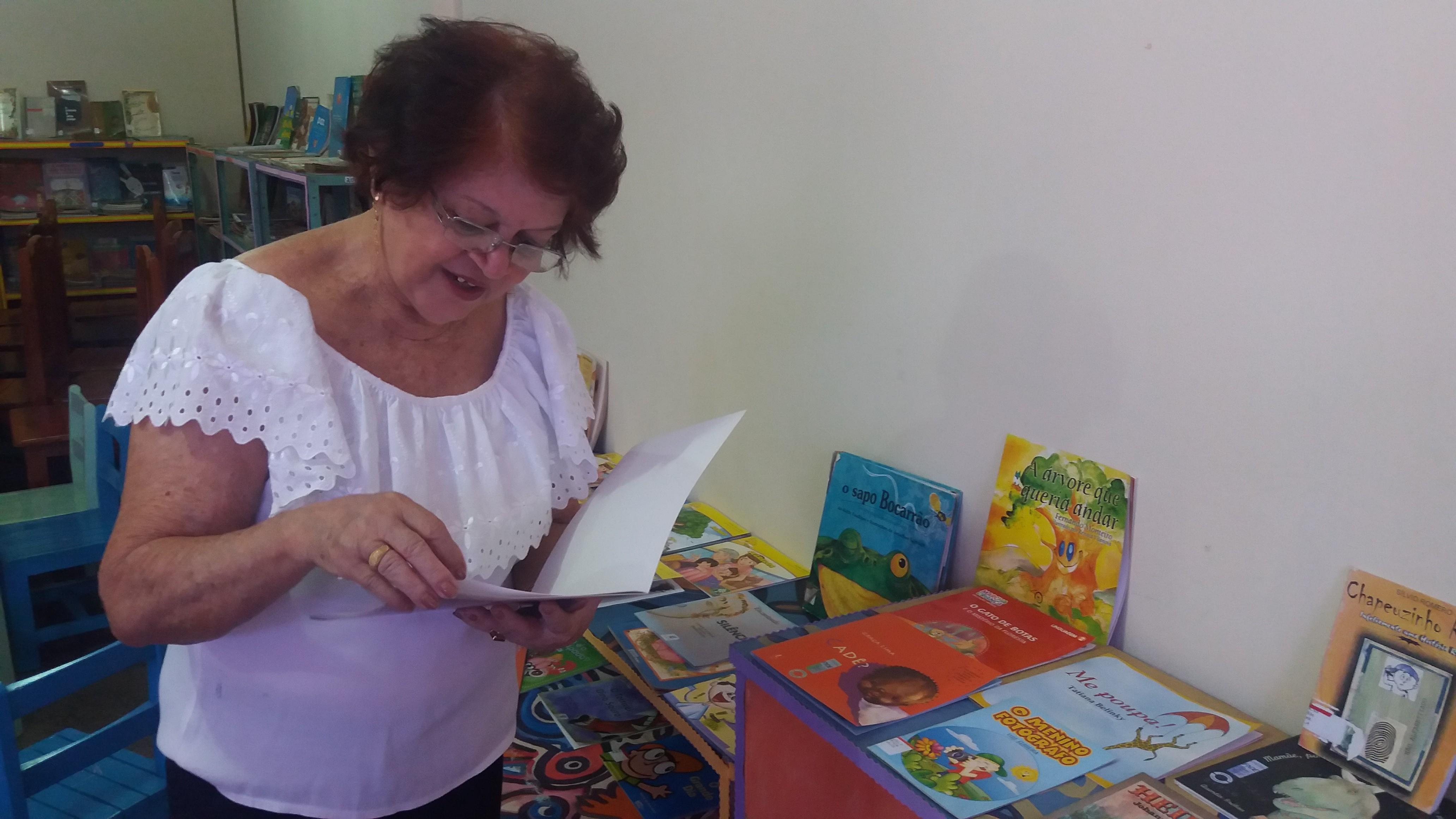 'É a minha vida', diz professora nos 73 anos da Biblioteca Pública do Amapá
