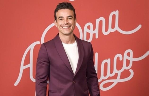 Anderson Di Rizzi interpretará Márcio, gerente da fábrica de Maria da Paz (Foto: TV Globo)