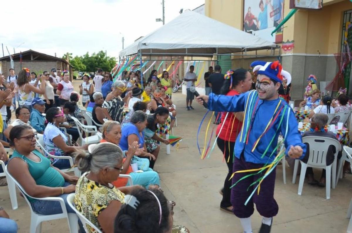'Carnaval da Melhor Idade' é realizado em Serra Talhada