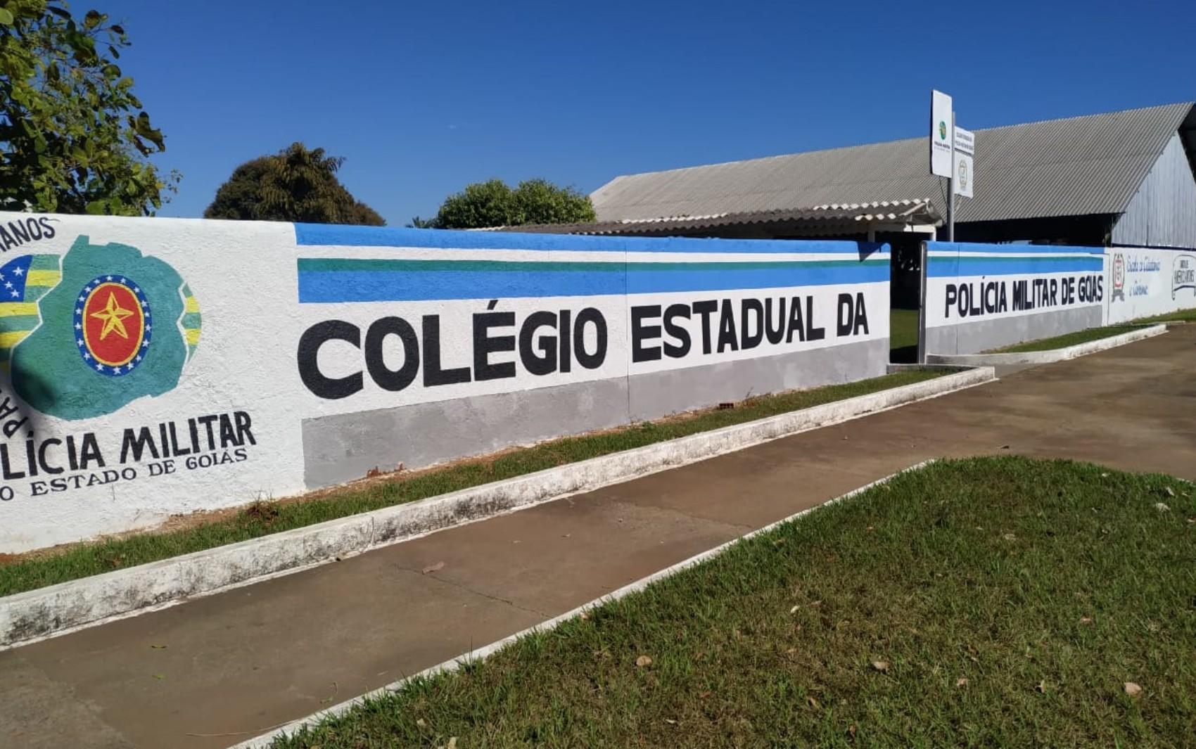 Colégios militares abrem inscrições para o sorteio de mais de 8,5 mil vagas, em Goiás