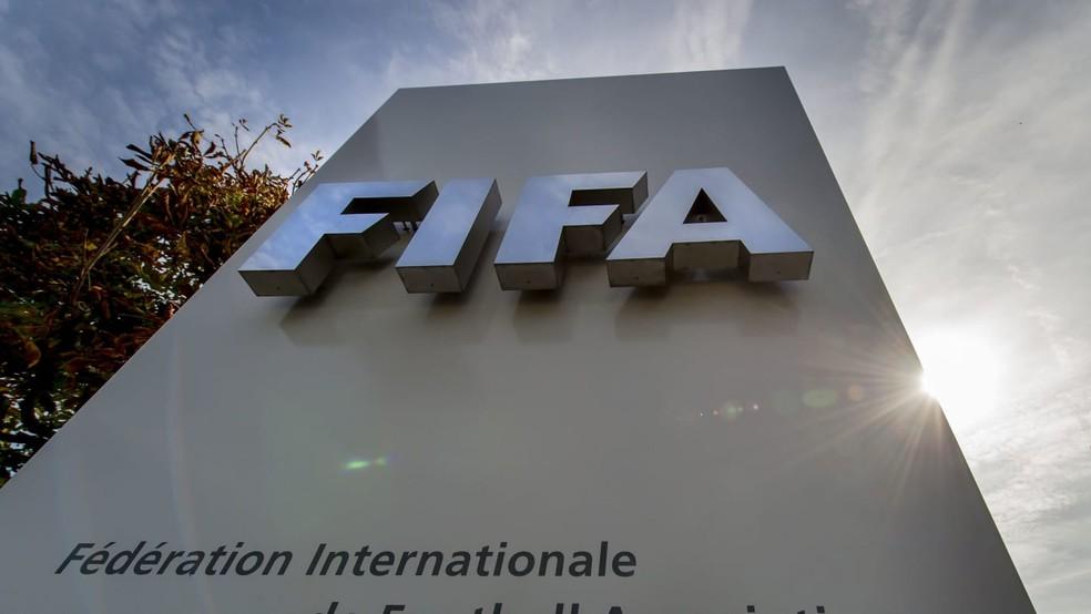 Fifa, fachada — Foto: Divulgação/Fifa