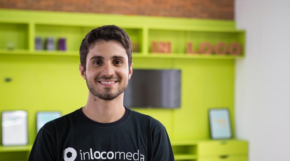 andré ferraz, startup, in loco (Foto: Arquivo Pessoal)