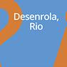 Foto: (Logo podcast Desenrola, Rio - home / Comunicação/Globo)