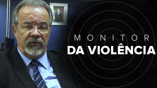 Brasil tem 39,2 mil mortes violentas entre janeiro e setembro de 2018
