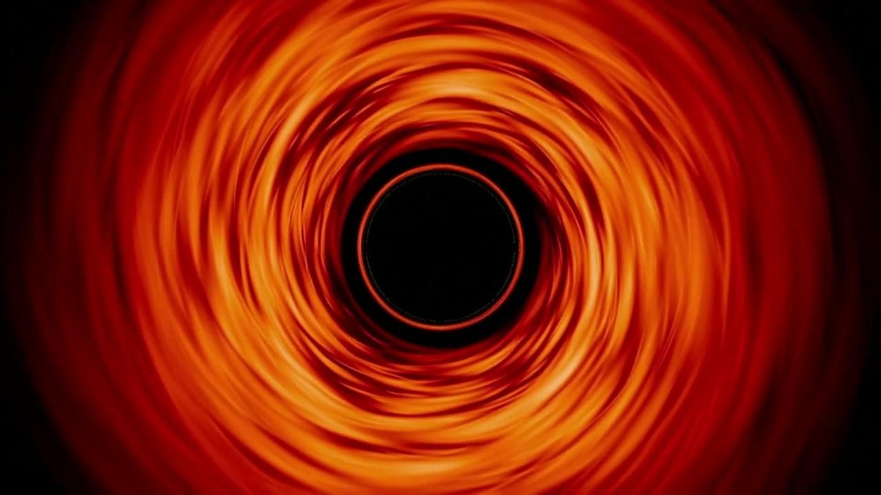 Nasa registra destruição de estrela por buraco negro