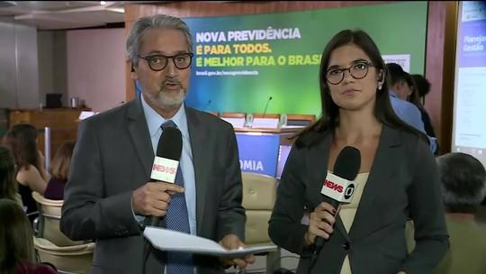 Líder do partido de Bolsonaro defende votar em conjunto PEC da Previdência e projeto de militares